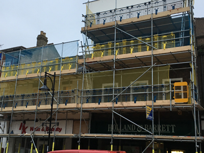 St Ives Scaffolding Hire